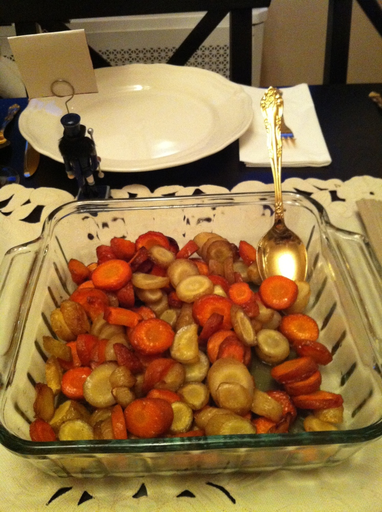 Christmas Recipe #1: Corn Casserole (5/5)