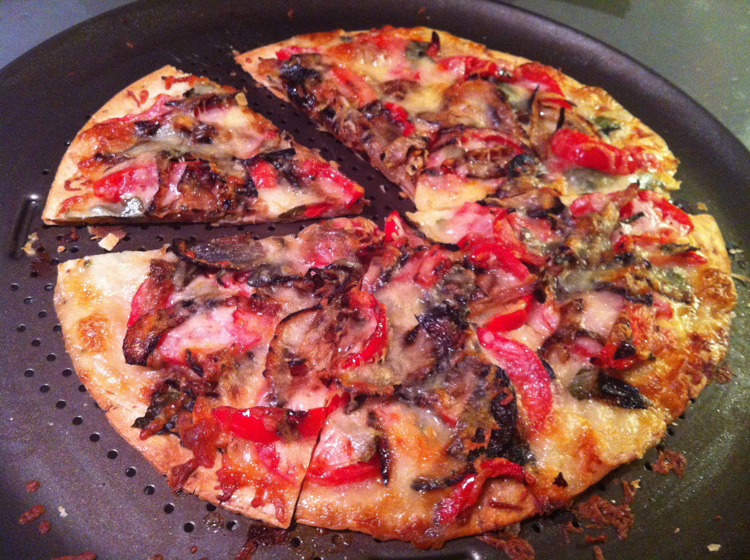Pizza Rustica | organicglory