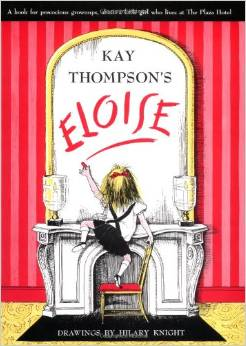 Eloise the book: baby name inspiration for well-read parents?