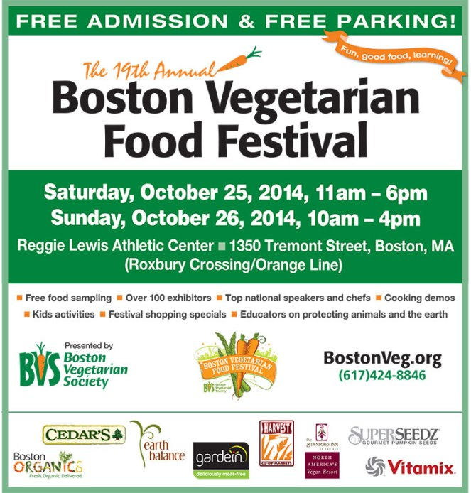 BostonVegFoodFest2014