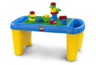 lego preschool table