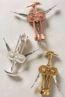 owl wine openers
