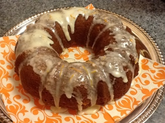orange cake bundt pan